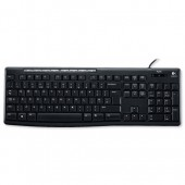 Logitech Bus Keybrd K200 UK 920-002784