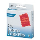 Photo Album S/A Corners PC250