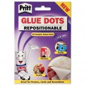 Pritt GlueDots RepositionablPk64 1444965