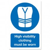 High Visibility Clothing 200x300mm FB060