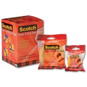 Scotch Easy Use Tape 25mmx66m 2566-FP6