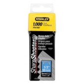 Stanley 12mm Staples QTY 1000