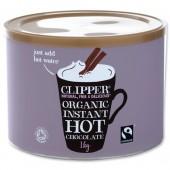 ClipperOrgnic Fairtrde HotChoc 1kgA06793