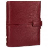 &Filofax Finchley Pkt Orgn Red 421462