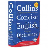 Collins Con Eng Dictionary 9780007261123