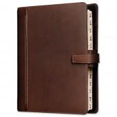 Filofax Kendal A5 Organiser Brown 425877