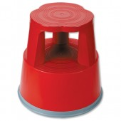RelX Plastic Step Stool T7 RED