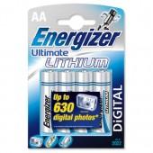 Energizer Ultimate Lit AAPK4 629611