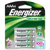 Energizer Rechargable Battry AAA4 627948