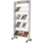 Fast Paper Literature Display 257TT.35