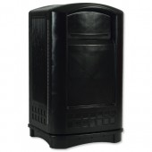 **Rmaid Landmark Bin Black 3964-58