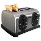 Frigidaire 4 Slice Toaster SSteel