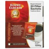 DouweEgb Filter Coff Pk20x60g A05592
