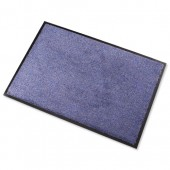 &Doortex Cotton Mat 1000x1500 Blue