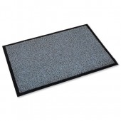 &Doortex Twister OutdoorMat 900x1500 gry