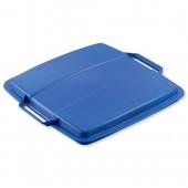 Durabin 90L Blue Lid 1800475040