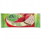 GoAhead Yogurt Strwbry Bar pk24 A07455