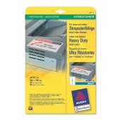 Avery Labels Heavy Duty Inkjet J4774-10