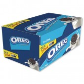 Oreo Mini Pack Biscuits 24x2Pk A03275