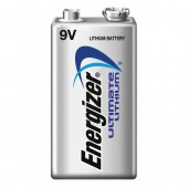 &Energizer Ultimate Lih 9V DP10 633288
