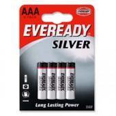 Eveready Silver AAA/R03 Pk4 628948