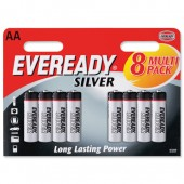 Eveready Silver AA/R6 Pk8 621066