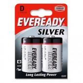 &Eveready Silver D/R20 Pk2 621070