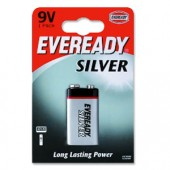 Eveready Silver 9V/6F22 FSB1 621063