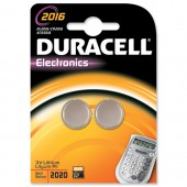 Duracell DL2016 Twin Pack  75072666