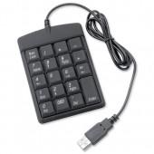 Cmpcssry USB Keypad Black CCS34222
