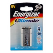 &Energizer Ultimate Battery 9V 629781