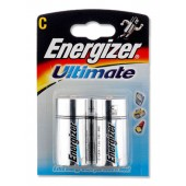 Energizer Ultimate Battery C Pk2 629720