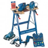 &Workbench Power Tool Kit 87949