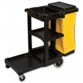 &RCP Janitor Cart 6173-01