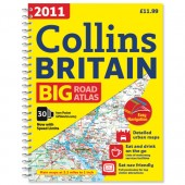 &Collins 2011 RoadAt GB SP 9780007427369