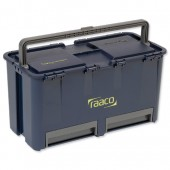 &Raaco Compact 27 Toolbox R-blue 136587
