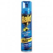 Raid Fly&Wasp Killer Aerosol 86329