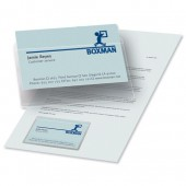 3L Business Card Pockets 10106 Pk10