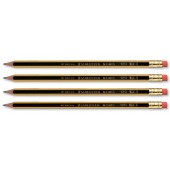 Staedtler Noris R/Tip Pencil 122HBRT