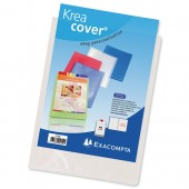 &Exacompta Display Book 20Pkt Wht 5728E