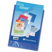 &Exacompta Display Book 20Pkt Blue 5722E