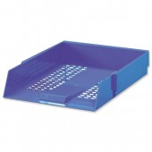 5 Star Letter Tray Blue