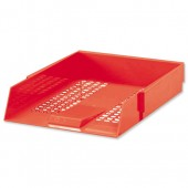 5 Star Letter Tray Red