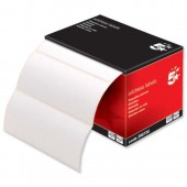 5 Star Address Labels 89x36mm on Continuous Roll [250 Labels]