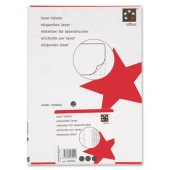 5 Star Addressing Labels Laser 14 per Sheet 99.1x38.1mm White [1400 Labels]