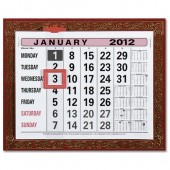At A Glance 2012 Wall Calendar 805