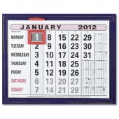 At A Glance 2012 Wall Calendar 807