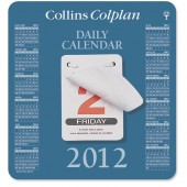 Collins 2012 Daily Block Calendar CDBC