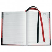 Collins 2012 2Pg/Dy A4 Big Diary 42 Red