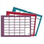 Collins CMCA4 Memo Calendar 2012